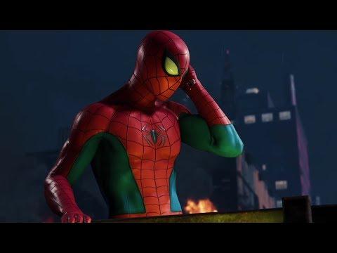 Алло, тут стрим в понедельник! Spider-Man 2018 - Начало в 14:00, конец примерно в 18:00