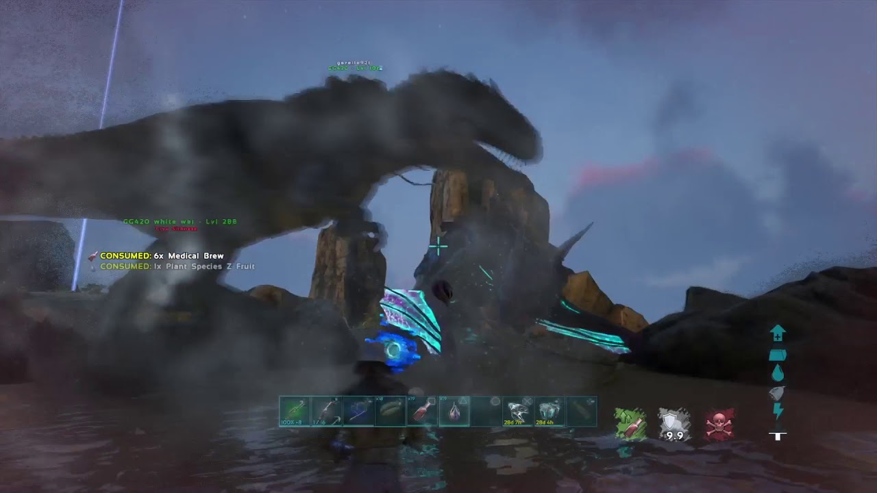 Wyverns Are Better Than Griffs || Ark Offical PvP