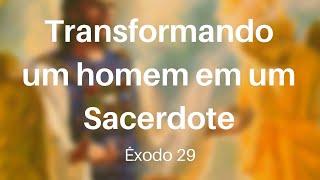 ESTUDO DOUTRINA - ÊXODO 29