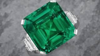 The Rockefeller Emerald