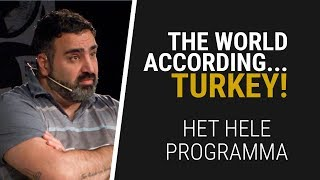 The World According to...TURKEY! | Lily Sprangers & Sinan Can