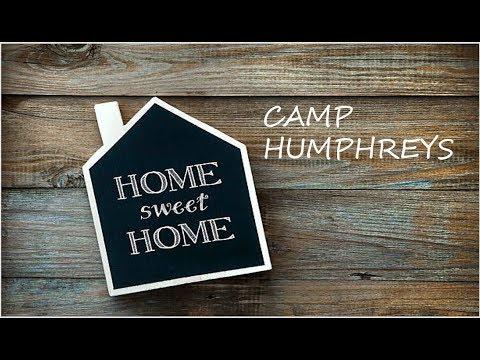 Camp Humphreys Apartment Shopping Part 1 (Winter 2018)