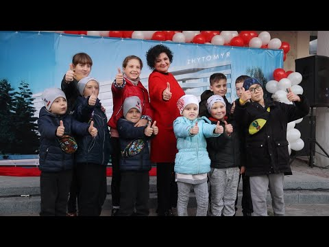 Житомир.info | Новости Житомира: Олена Розенблат презентувала ескіз майбутнього фасаду готелю «Житомир» ℗