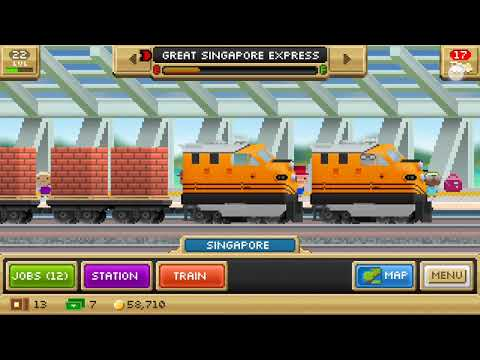 Pocket Trains Opening 100 Crates!!!