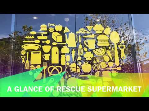 A glance of OzHarvest rescue supermarket