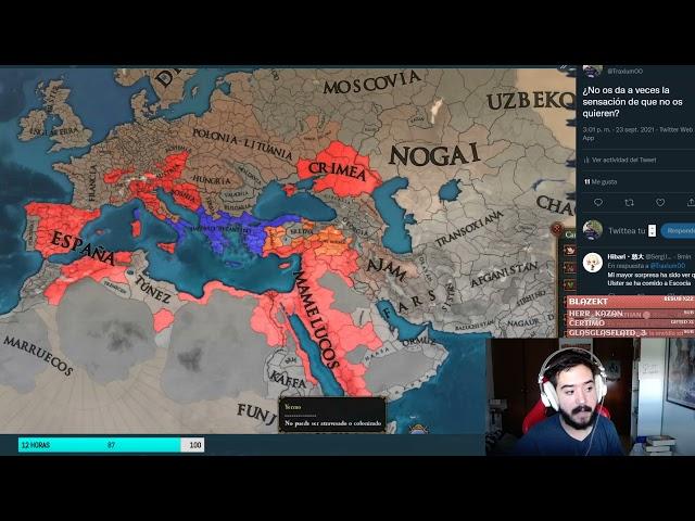 No hay capítulo de Bizancio hoy :(