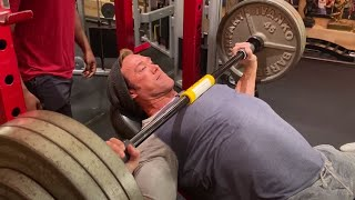 The best way t๐ build your chest and bench | Mike O'Hearn