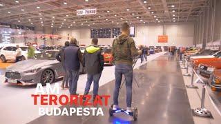 #155 Taxi vLog - AM TERORIZAT BUDAPESTA