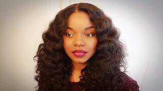 Feeling Wavy! It's A Wig Tereza Swiss Lace Front Wig