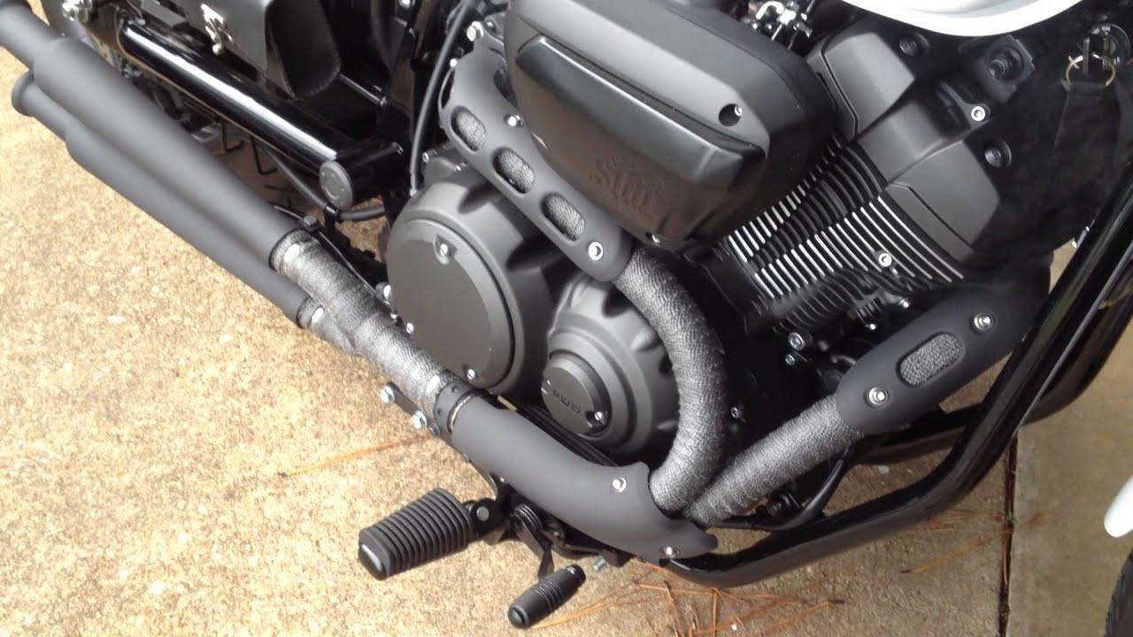 Yamaha V Star Exhaust Wrap