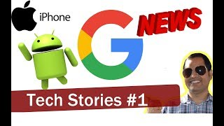 TechStories #1 - Weekly technology news |  iPhone X, Google play store malware, Xbox one X