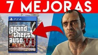7 COSAS que GTA 6 ¡DEBE MEJORAR!   Los ERRORES que GTA V de ROCKSTAR TIENE (PlayStation & XBOX 2019)