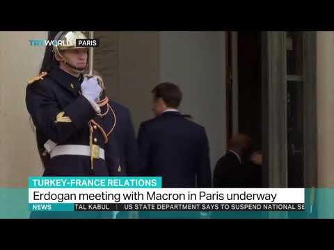Erdogan says Turkey done 'begging' for EU ascension