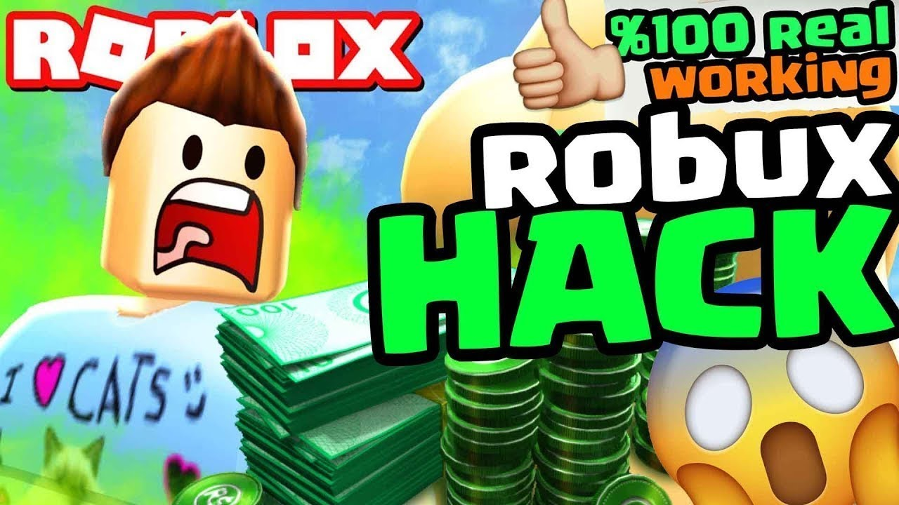 Roblox Hack Robux Hack How To Get Free Robux Pcios Android