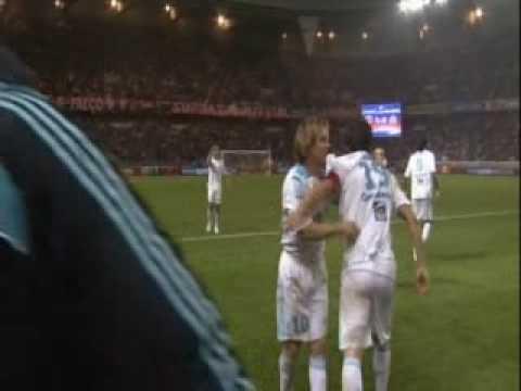 Lorik Cana goal! - PSG - Olympique Marseille 1-3