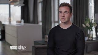 Being Mario Götze -  eine deutsche Fussballgeschichte I Doku I DAZN