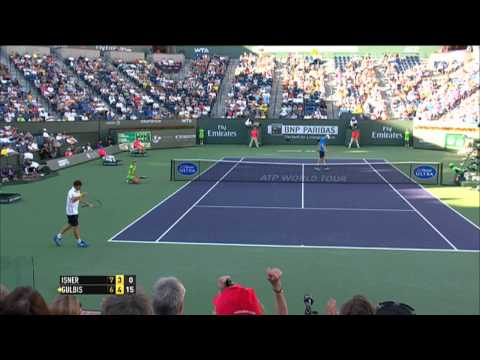 Indian Wells 2014 Friday Gulbis Hot Shot