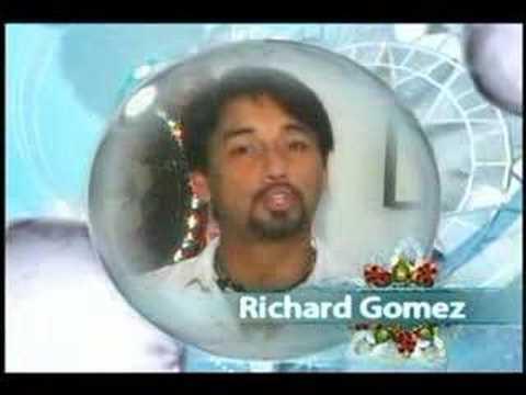 Richard - GMA Pinoy TV Xmas Greeting