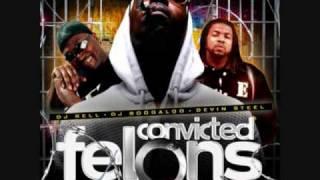 Convicted Felon - Juicy J & Project Pat (Convicted Felons Mixtape)