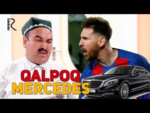 Qalpoq - Mercedes | Калпок - Мерседес (hajviy ko'rsatuv)