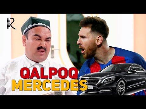 Qalpoq - Mercedes   Калпок - Мерседес (hajviy ko'rsatuv)