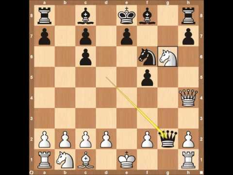 Chess Openings - Colorado Gambit