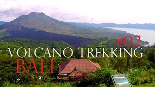 MOST BEAUTIFUL VIEW IN BALI 🌄 Volcano Night Trekking✔Travelling Indonesia Adventure - WELTREISE