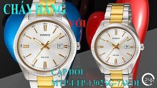 Review Đồng Hồ Chính Hng Casio MTP-LTP-1302SG-7AVDF [dongho24h.com]