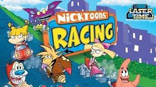 Nicktoons Racing - Gameplay