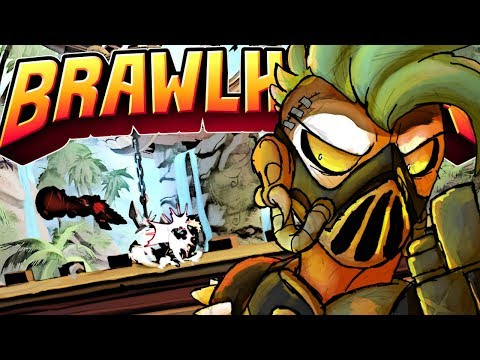 NEMESIS BARRAZA FOUND A CURE FOR DEATH | Road To Diamond (Top 250) #7 - Brawlhalla Ranked 1v1