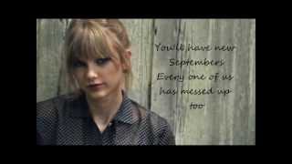 Cover images Taylor Swift - Innocent