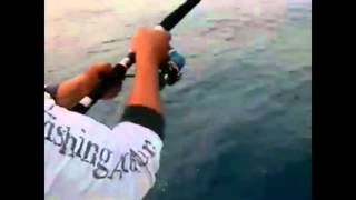 Teknik Casting Giant Travelly Di Laut Berkarang