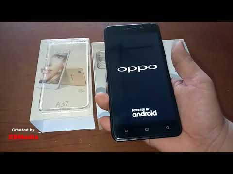 New Unboxing Oppo A37 / Oppo Neo 9 Black - Oppo Indonesia