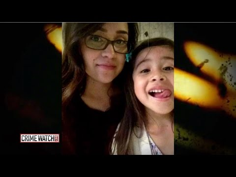 Exclusive: Suspect caught on camera in Long Beach murder of mother, daughter - Crime Watch Daily