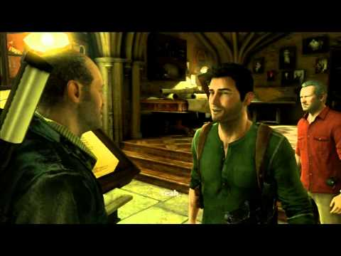 Completed Uncharted 3 London Crushing Co-op 3 Players Gameplay