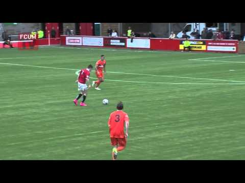 Extended Highlights - FA Cup -  FC United of Manchester vs Witton Albion FC