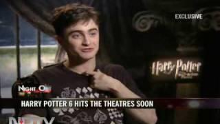 Daniel Radcliffe talks about Bollywood