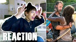 "The Walking Dead: 7x12 ""Say Yes"" LIVE Reaction! - Brittany Butler"