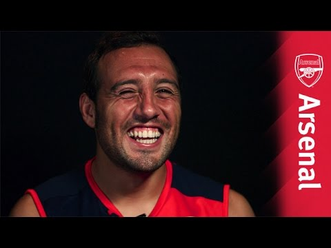 Santi Cazorla: 'Nacho Monreal is the worst at EVERYTHING!'