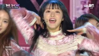 K-POP 2018년  오마이걸 비밀정원