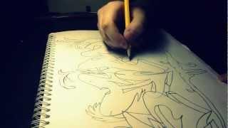 Видео урок граффити (3D)