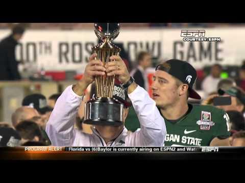 Celebrating Spartans- Bennie Fowler