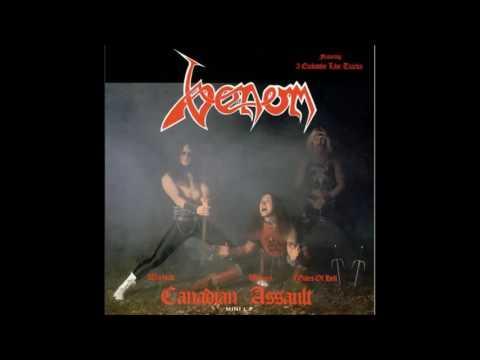 Venom - Canadian Assault [Mini-LP 1985]