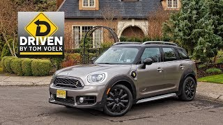 2018 MINI Cooper S E Countryman ALL4 Car Review