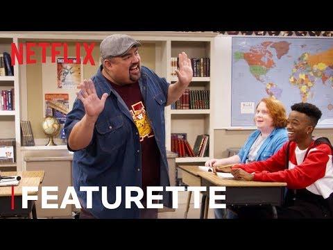Gabriel Iglesias Takes Comedy to the Classroom I Mr. Iglesias I Netflix