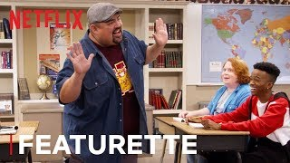 Gabriel Iglesias Takes Comedy to the Classroom I Mr. Iglesias I Netflix