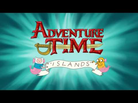 Adventure Time - Islands   Opening Theme (English) (HD)