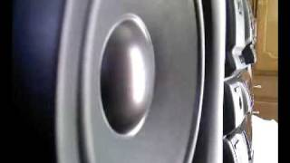 AIWA Z-M2900 tocando Bass I Love You