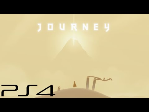 Journey PS4 Gameplay Walkthrough 60fps 1080p Full
