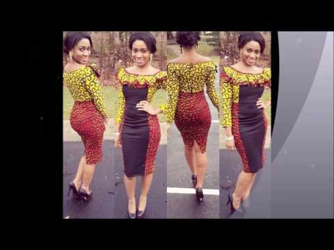 African Couture: My choice of few African print designs